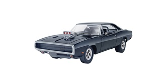 Revell Dominic'S '70 Dodge Charger 1:25 Kit Plas..