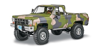 REVELL GMC 78 Country Pjckup 1:24 Kit Plastik