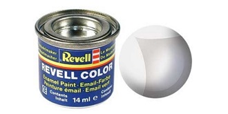 Farbe   2 farblos Email  matt         14 ml