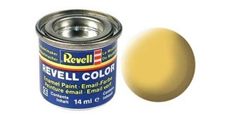 Farbe  17 afrika braun Email  matt         14 ml