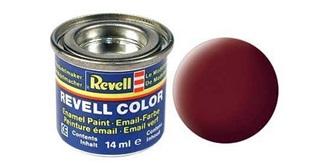 Farbe  37 ziegelrot Email  matt         14 ml