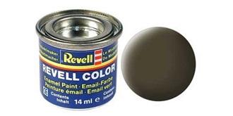 Farbe  40 grün schwarz Email  matt         14 ml