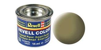 Farbe  42 gelb olive Email  matt         14 ml