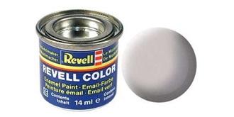 Farbe  43 grau mittel Email  matt         14 ml