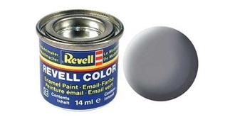 Farbe  47 mausgrau Email  matt         14 ml