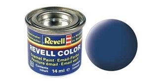 Farbe  56 blau Email  matt         14 ml