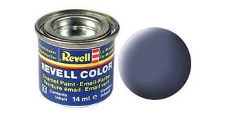 Farbe  57 grau Email  matt         14 ml