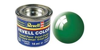 Farbe  61 smaragdgrün Email  glanz        14 ml