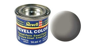 Farbe  75 hellgrau Email  matt         14 ml