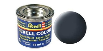 Farbe  79 blaugrau Email  matt         14 ml