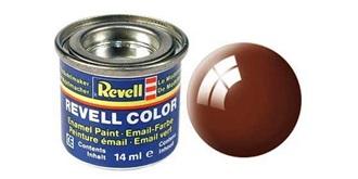 Farbe  80 braun Email  glanz        14 ml
