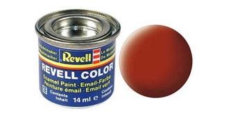 Farbe  83 rost Email  matt         14 ml