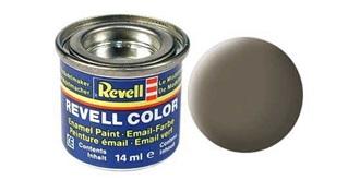 Farbe  86 khaki braun Email  matt         14 ml