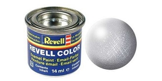 Farbe  90 silber Email  matal        14 ml