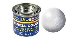 Farbe  99 aluminium Email  matal        14 ml