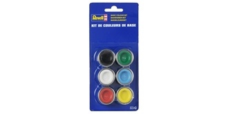 Email REV Color Farbenset Basic 6x14ml