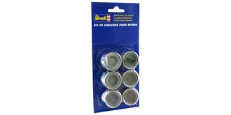 Email REV Color Farbenset Aircraft 6x14ml