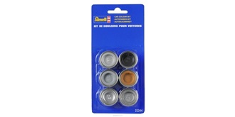 Email REV Color Farbenset Car 6x14ml
