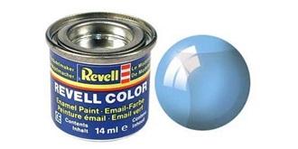 Farbe 752 blau klar Email  klar 14ml