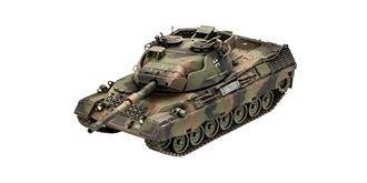 REVELL Panzer Leopard 1A5 1:35 Kit Plastik