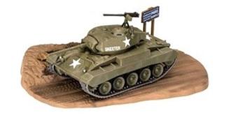Revell Panzer M24 Chaffee 1:76 Kit Plastik