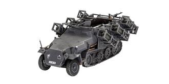 REVELL SD.KFZ. 251/1 Ausf. C 1:72 Kit Plastik