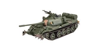 Revell Panzer T-55A/AM KMT-6/EMT-5 1:72 Kit Plas..