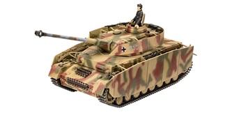 REVELL Panzer IV Ausf. H 1:35 Kit Plastik