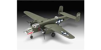 REVELL B-25 Mitchell easy-cklick 1:72 Kit Plastik