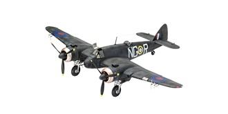 REVELL Beaufighter IF Nightfighter 1:48 Kit Plas..