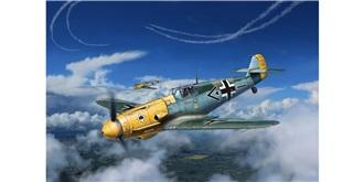 REVELL Messerschmitt Bf-109 F-2 1:72 Kit Plastik