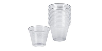 Mixing Cups 15St