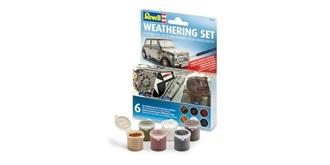 Weathering Set für 6 verschiedene Effekte