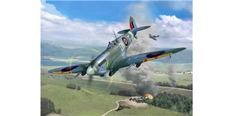 REVELL Spitfire Mk.IXc 1:32 Kit Plas..