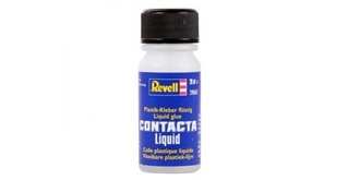 Kleber Revell Contacta Liquid mit Pinsel 18g