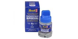 Kleber Revell Liquid spezial Chrom + Klarsichtte..