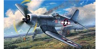 REVELL F4U-1A Corsair 1:72 Kit Plastik (0714)