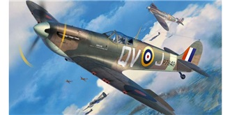 REVELL Spitfire Mk II 1:32 Kit Plastik (0614)