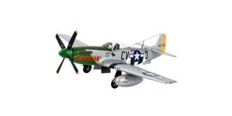 REVELL P-51D Mustang 1:72 KIT Plastik