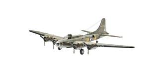 REVELL B-17F Memphis Belle 1:72 Kit Plastik