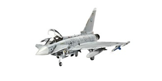 REVELL Eurofighter Typhoon 1:144 KIT Plastik