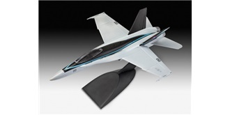 REVELL F/A-18 Top Gun easy-cklick 1:72 Kit Plastik