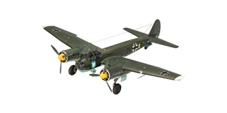 REVELL Junkers Ju 88 A-1 Battle of Britain 1:72 ..
