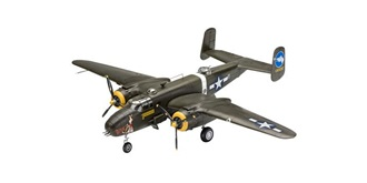 REVELL B-25D Mitchell 1:48 Kit Plastik