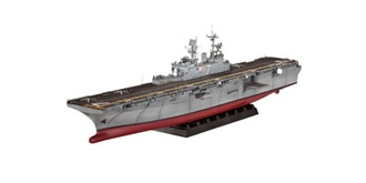 REVELL USS Iwo Jima (LHD-7) 1:350 Kit Plastik
