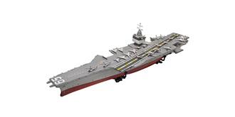 REVELL USS Enterprise CVN-65 1:400 Kit Plastik