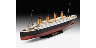 REVELL RMS Titanic 1:600 easy-click Kit Plastik