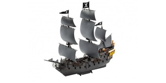 REVELL Black Pearl 1:150 Kit Plastik easy-click