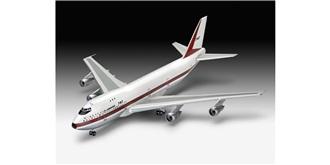 REVELL Boeing 747-100 Anniversary 1:144 Kit Plas..