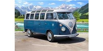 REVELL VW T1 Samba Bus 1:16 Kit Plastik